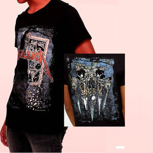 Metallica dbl printed H&M T-Shirt 2XL NWT